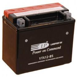 Batterie moto 12V 10Ah sans entretien YTX12-BS / GTX12-BS