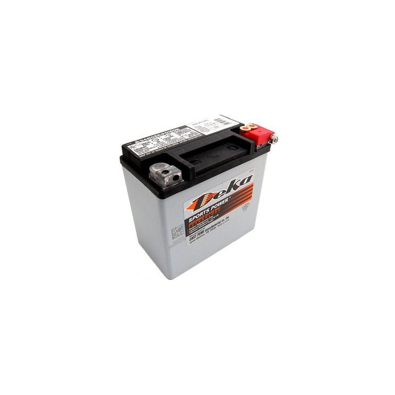 batterie harley agm deka 12v 12ah etx14l batteries moto. Black Bedroom Furniture Sets. Home Design Ideas