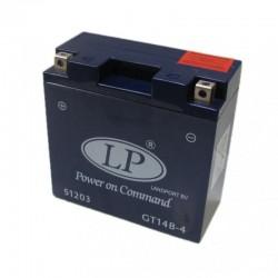 Batterie moto 12V 12Ah Gel YT14B-4 / GT14B-4