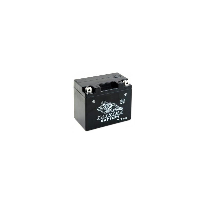 batterie moto 12v 6ah gel ytz7s gtz7s batteries moto. Black Bedroom Furniture Sets. Home Design Ideas
