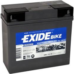 Batterie Exide 12V / 19Ah Gel G12-19
