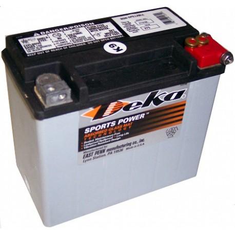 Batterie Harley AGM Deka 12V/19Ah ETX16L
