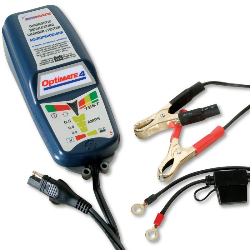 chargeur batterie hivernage