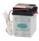 Batterie moto 6V / 4Ah avec entretien 6N4C-1B