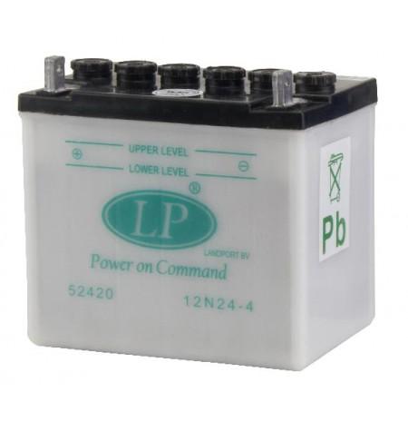 Batterie moto 12V / 24Ah avec entretien 12N24-4