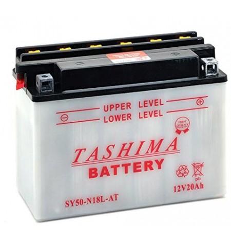 Batterie moto renforcée 12V / 20Ah avec entretien SY50-N18L-AT