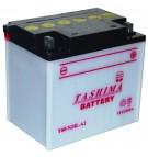 Batterie moto renforcée 12V / 28Ah avec entretien Y60-N24-LA2