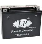 Batterie moto 12V 21Ah sans entretien YTX24HL-BS / GTX24HL-BS