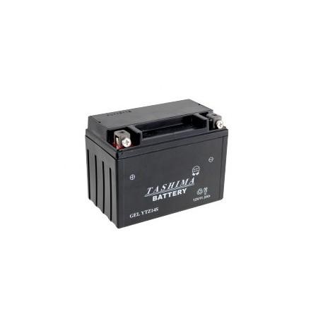 Batterie moto 12V 11,2Ah Gel YTZ14S / GTZ14S
