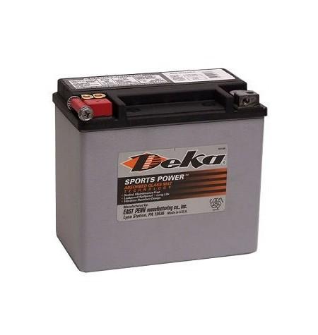 Batterie Harley AGM Deka 12V/19Ah ETX16