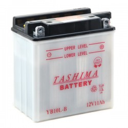 Batterie moto renforcée 12V / 11Ah avec entretien YB10L-B